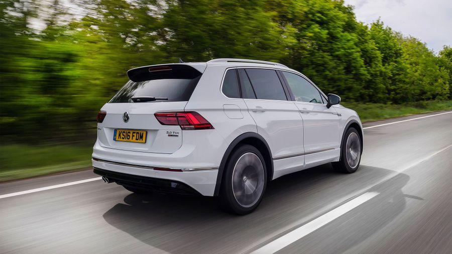 2016 Volkswagen Tiguan reliability