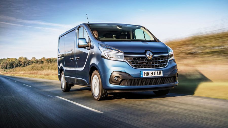 2020 Renault Trafic panel van review