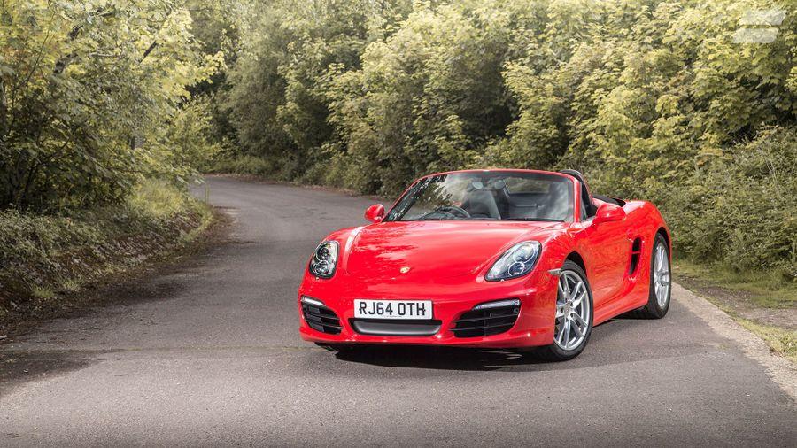 Porsche Boxster buy