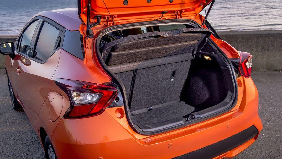 nissan micra hatchback 2017 review auto trader uk. Black Bedroom Furniture Sets. Home Design Ideas