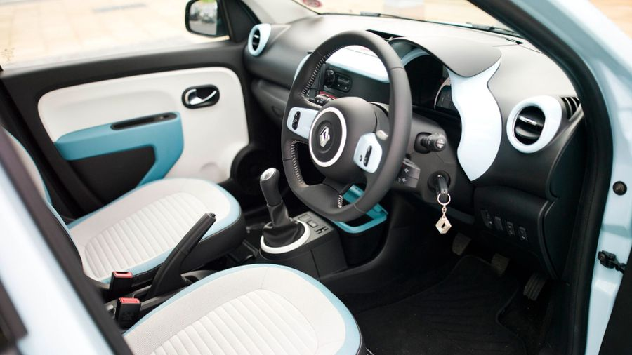 Renault Twingo equipment