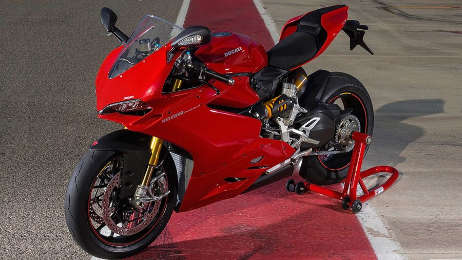 Ducati 1299 Panigale S (2015 - )