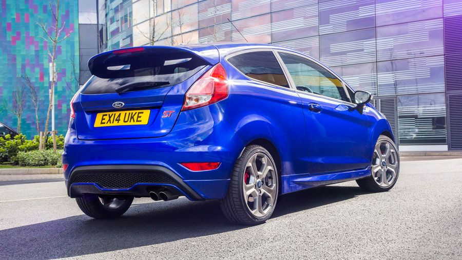 Ford Fiesta ST exterior