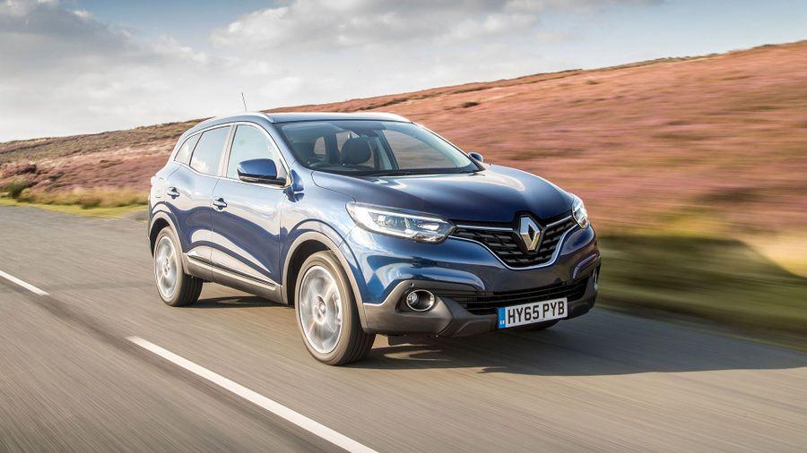 Renault Kadjar ride