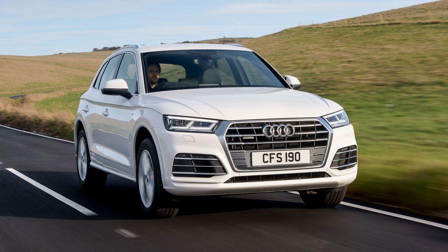 2017 Audi Q5 ride and handling