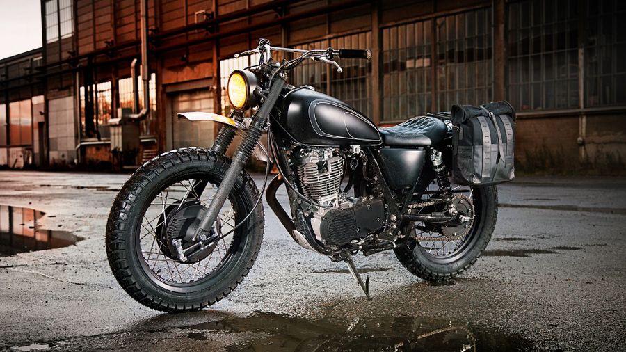 2013 Yamaha SR400
