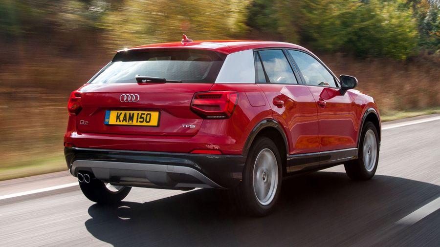 2016 Audi Q2 SUV performance