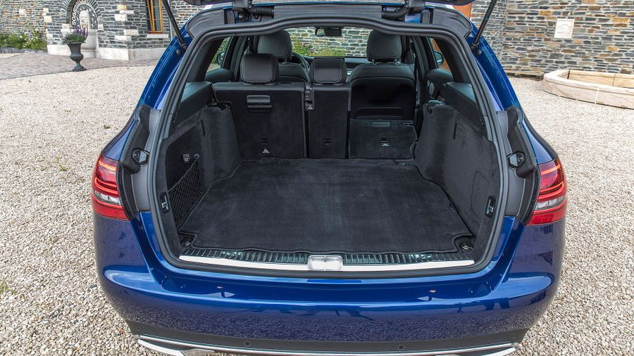 2018 Mercedes-Benz C-Class Estate