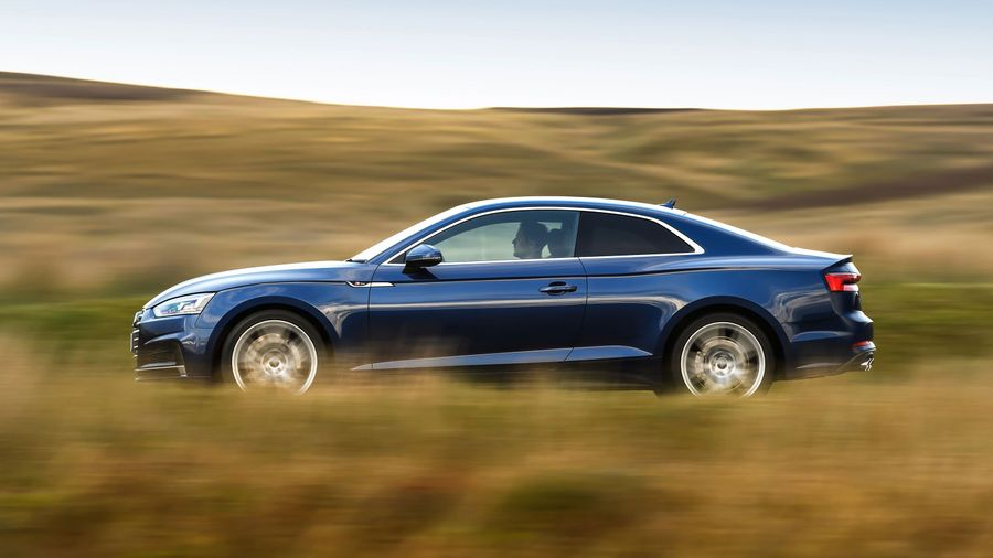 2017 Audi A5 Coupe Running Costs