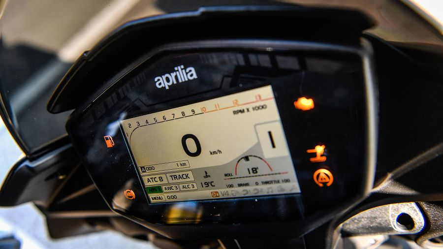 Aprilia Tuono 1100 Factory
