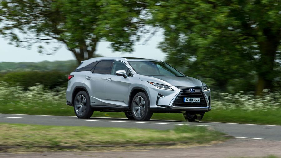 lexus rx l 450h suv (2018 - ) review   auto trader uk