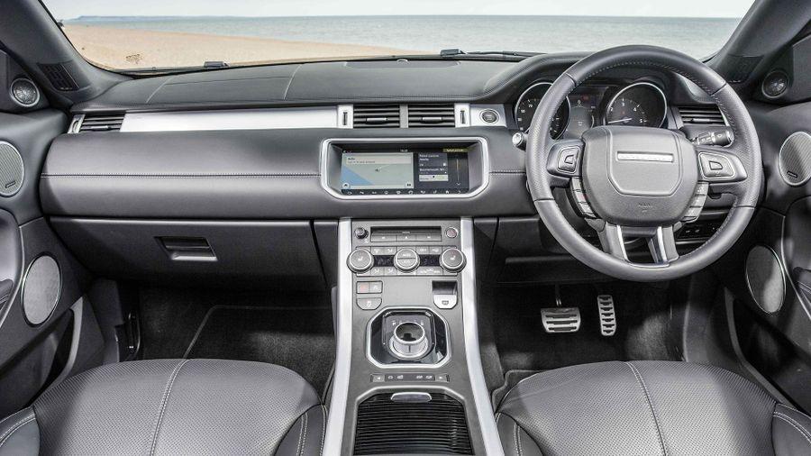 2015 Range Rover Evoque Convertible