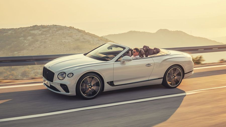 Bentley Continental GT Continental Convertible