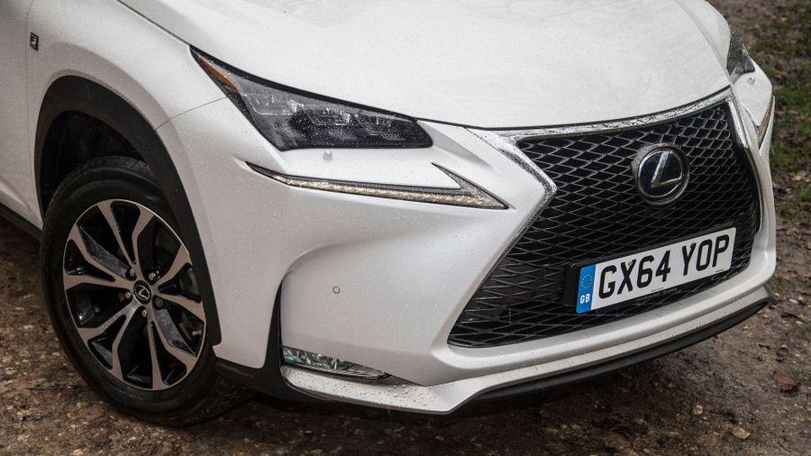 Lexus NX - reliability