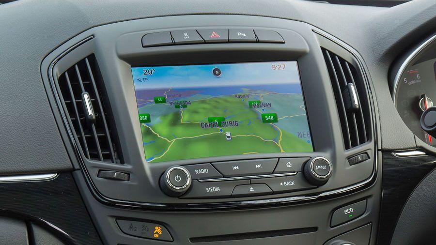 Vauxhall Insignia Sports Tourer equipment