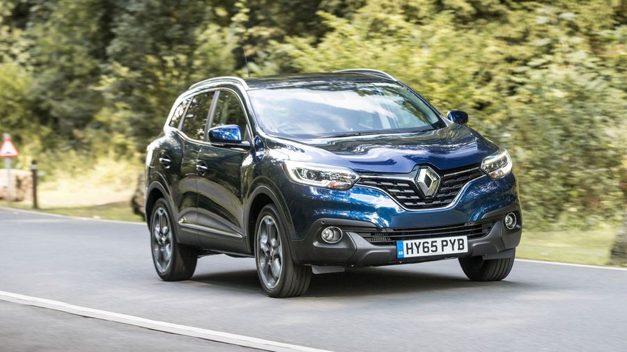 Renault Kadjar performance