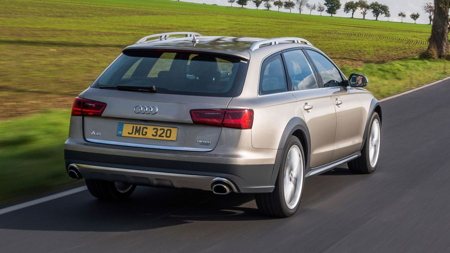 Audi A6 allroad performance