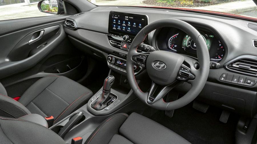 2020 Hyundai i30 Fastback