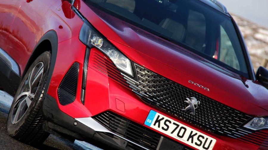 2020 Peugeot 5008