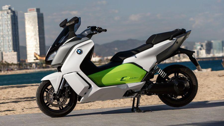 BMW C Evolution Scooter (2013 - )