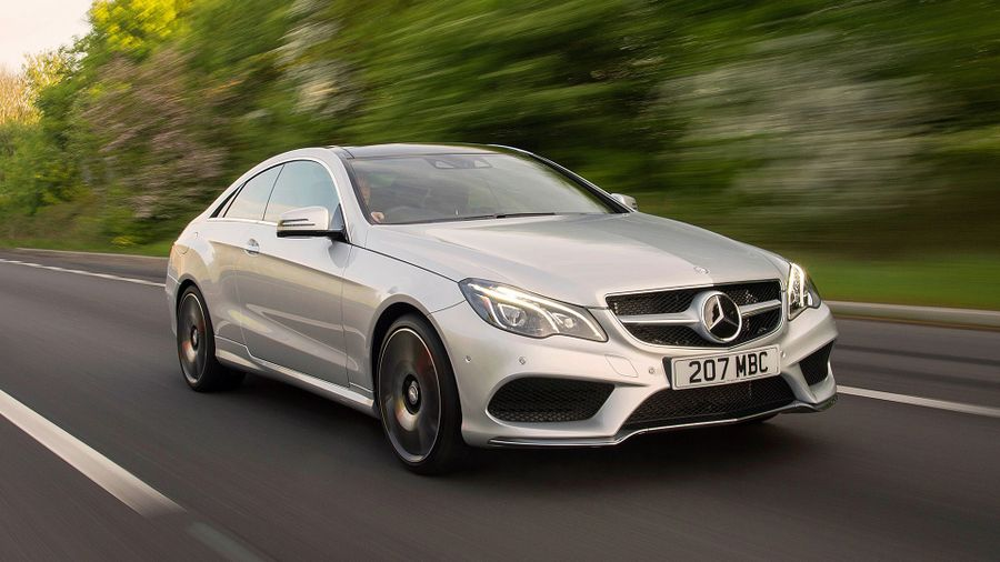 mb e350 coupe 2013