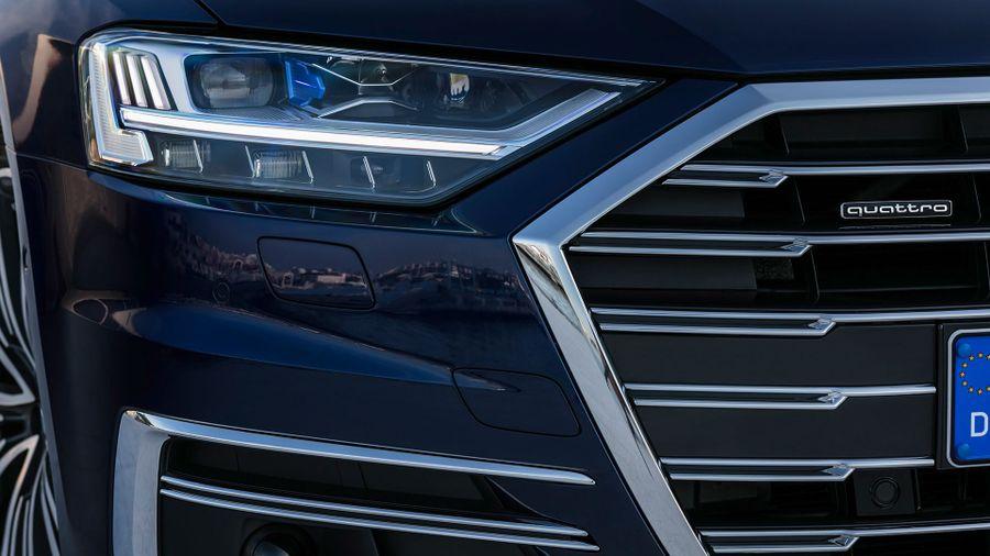 2018 Audi A8 safety