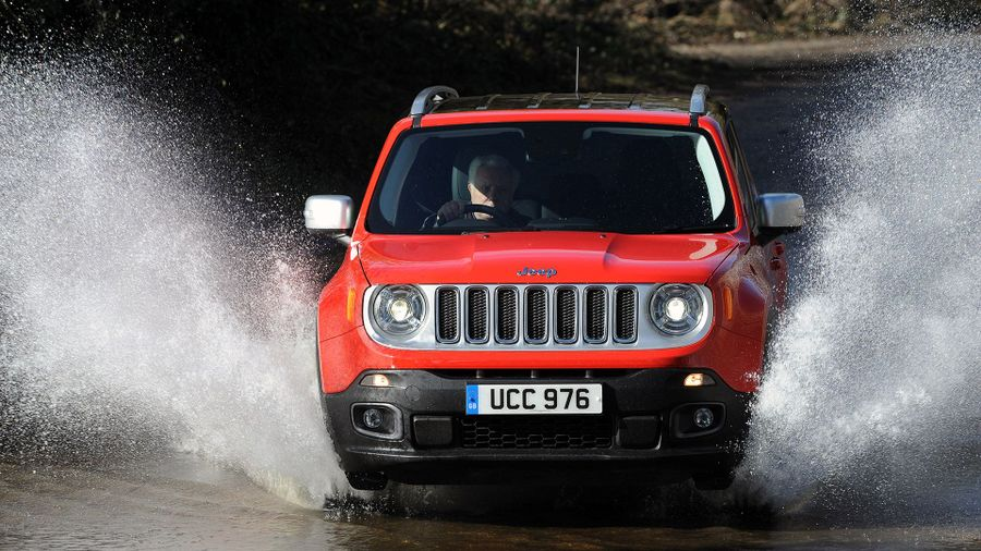 2015 Jeep Renegade SUV 4x4