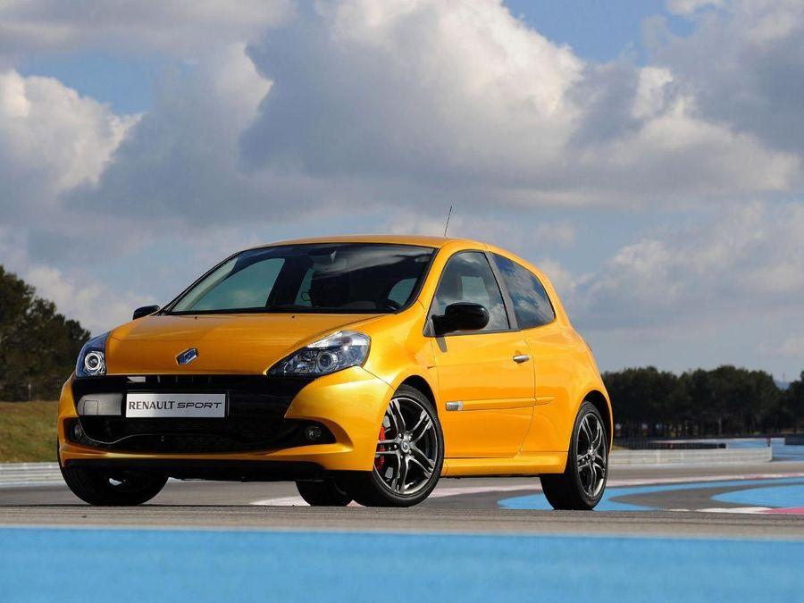 Renault Clio Renaultsport 200 Cup hatchback (2009 – 2013