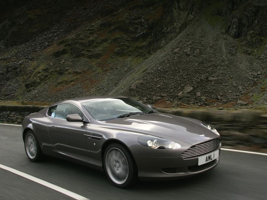 Aston Martin DB Coupe Review Auto Trader UK - How much is an aston martin db9