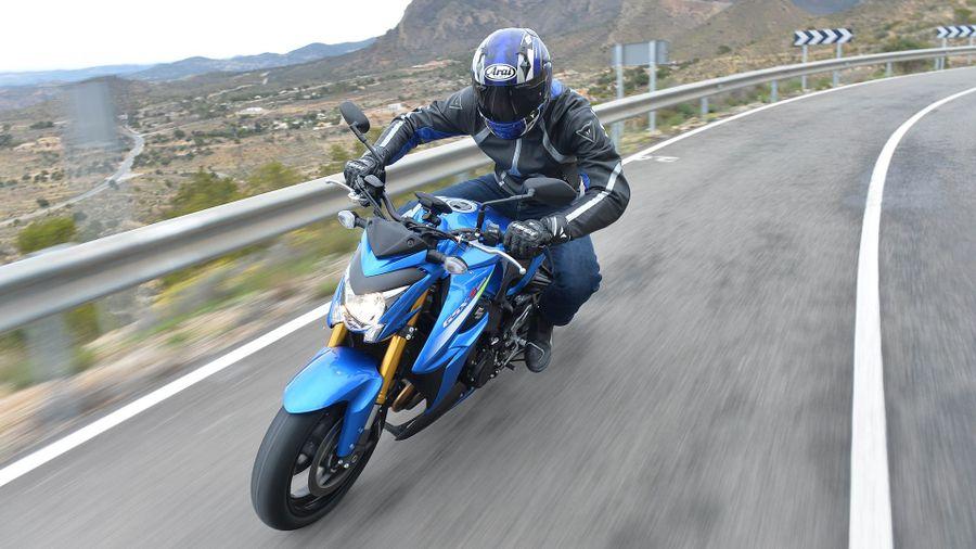 Suzuki GSX-S1000 (2015 - )