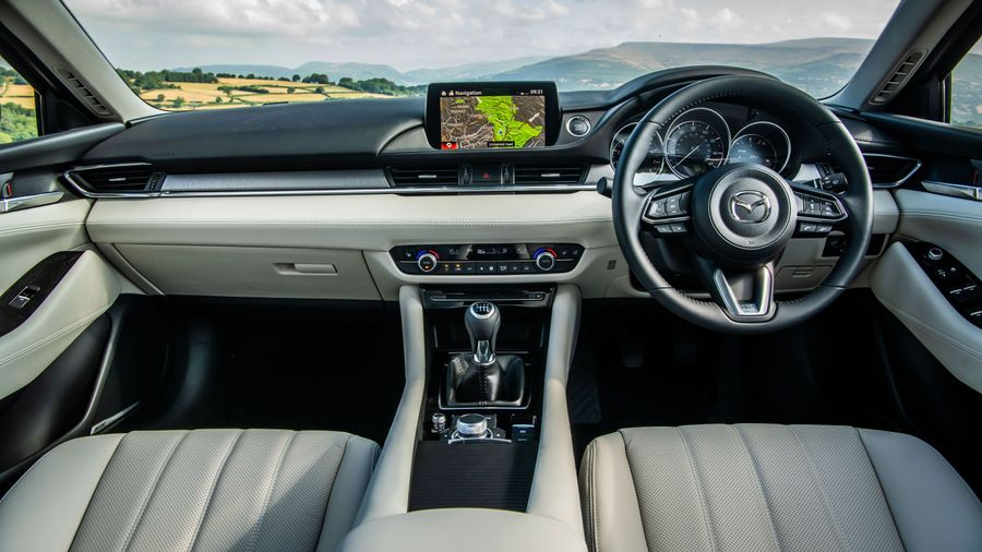 2018 Mazda6 Tourer